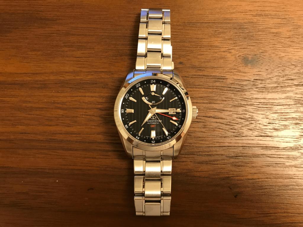 エポスポイントで買った腕時計